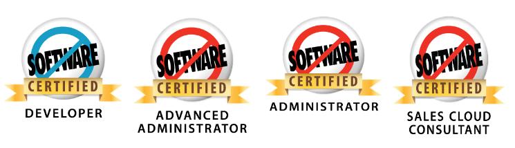 Salesforce Professional's Logos