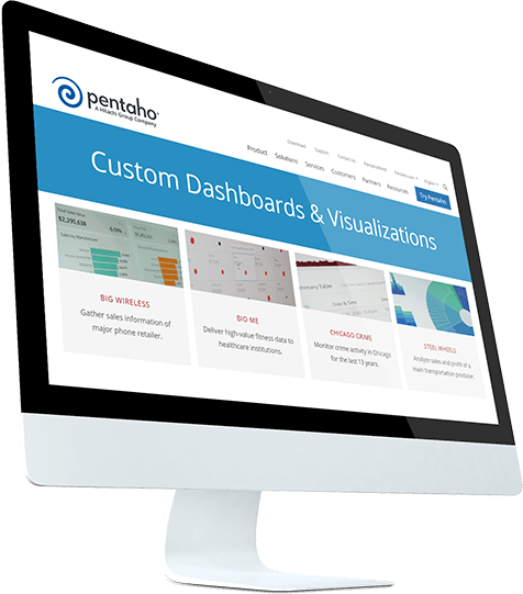 Pentaho Business Intelligence Solutions