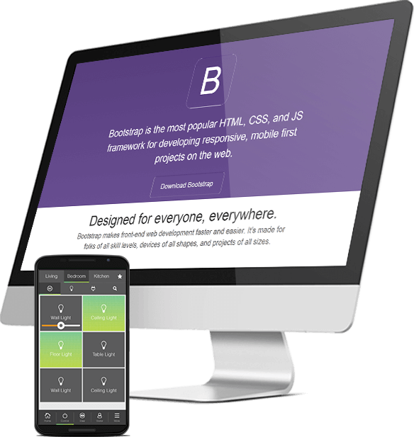 Bootstrap Website Development