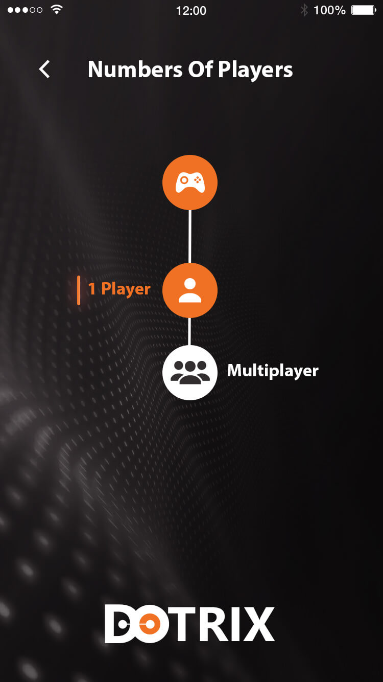 Mobile multiplayer gaming app