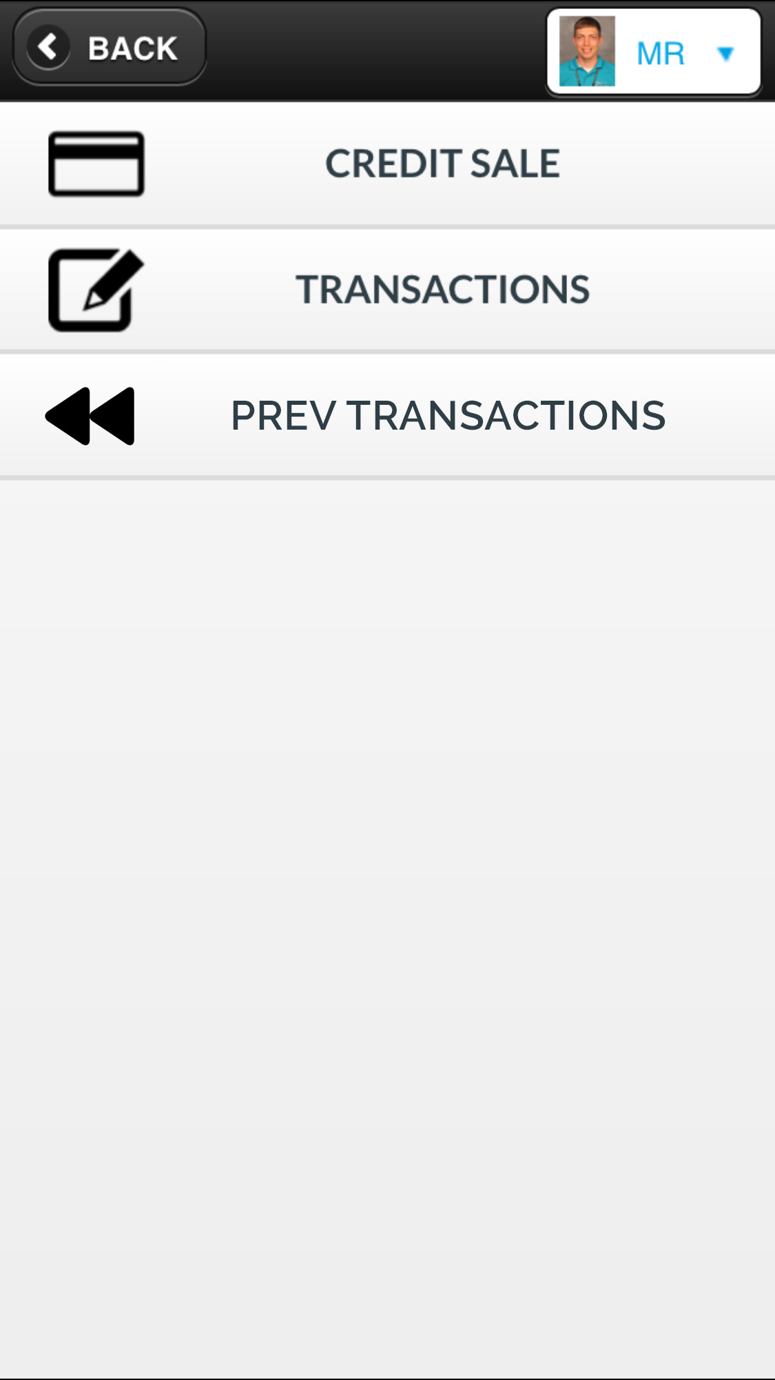 Payment Gateway mobile App for ios & android