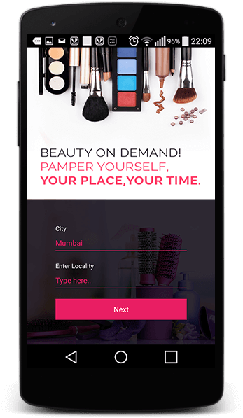 Beauty & Fashion Application Development Company