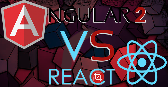 Angular2 vs React – War of Facts | An Infographic