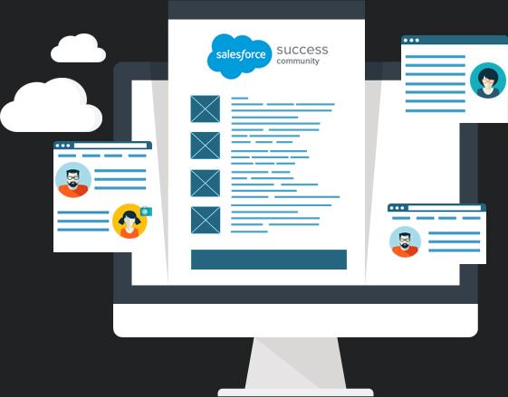 Salesforce Communities Development