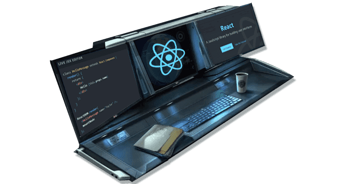ReactJS Development Services